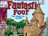 Fantastic Four Vol 1 84