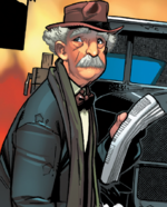 Francis Ecklestein (Warp World) (Earth-616) from Infinity Wars Infinity Warps Vol 1 2 001