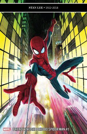 Friendly Neighborhood Spider-Man Vol 2 1