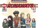 Halloween ComicFest Vol 2017 Runaways