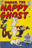 Homer, the Happy Ghost Vol 1 15