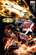 Infinity Wars Weapon Hex Vol 1 2