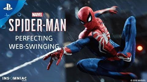 Inside Marvel's Spider-Man - How Insomniac Perfected Web-Swinging PS4