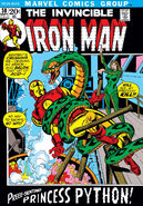 Iron Man Vol 1 50