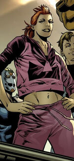 Julie Power (Earth-58163) from House of M Avengers Vol 1 3 0001