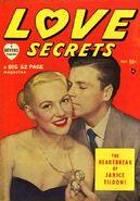 Love Secrets Vol 1 1