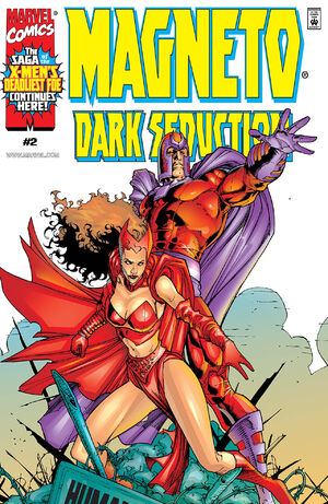 Magneto Dark Seduction Vol 1 2