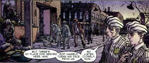 Magneto in Auschwitz
