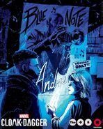 Marvel's Cloak & Dagger poster 016