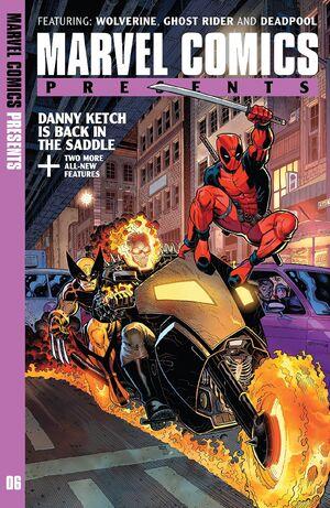Marvel Comics Presents Vol 3 6