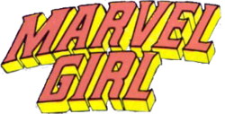 Marvel Girl logo