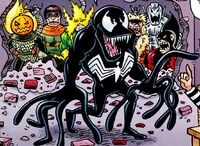 Masters of Evil (Earth-29180) from What If Spider-Man House of M Vol 1 1 001