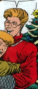 Mrs. Welck (Earth-616) from Punisher Holiday Special Vol 1 1 0001
