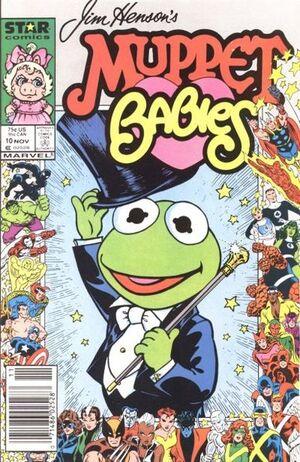 Muppet Babies Vol 1 10