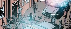 New Orleans Police Department (Earth-TRN664) from Deadpool Kills the Marvel Universe Again Vol 1 1 001
