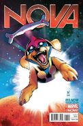 Nova Vol 5 13.NOW Animal Variant
