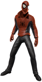 Peter Parker (Earth-TRN579) from Spider-Man Edge of Time 007