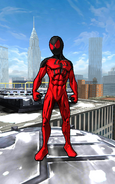 Peter Parker (Kaine) (Earth-TRN497) from Spider-Man Unlimited (video game)