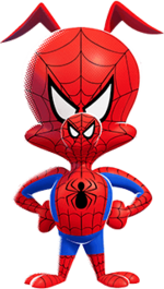 Peter Porker (Earth-TRN705) from Spider-Man Into the Spider-Verse 003