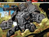 Punisher's Exo-Armor