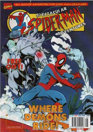 Spectacular Spider-Man (UK) Vol 1 018
