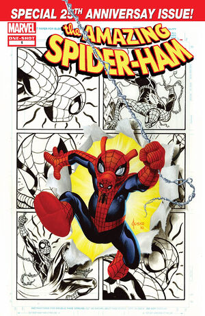 Spider-Ham 25th Anniversary Special Vol 1 1