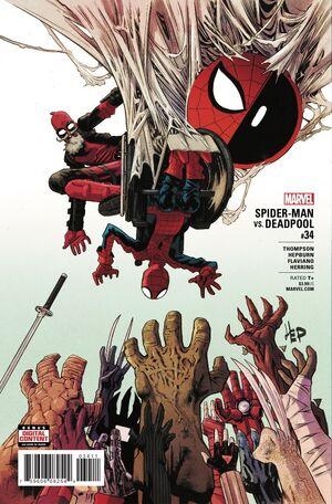 Spider-Man Deadpool Vol 1 34