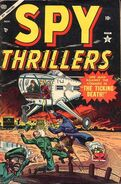 Spy Thrillers Vol 1 1