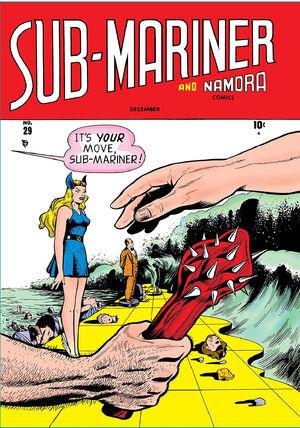 Sub-Mariner Comics Vol 1 29