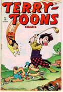 Terry-Toons Comics Vol 1 39