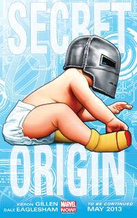 The Secret Origin of Tony Stark poster 001