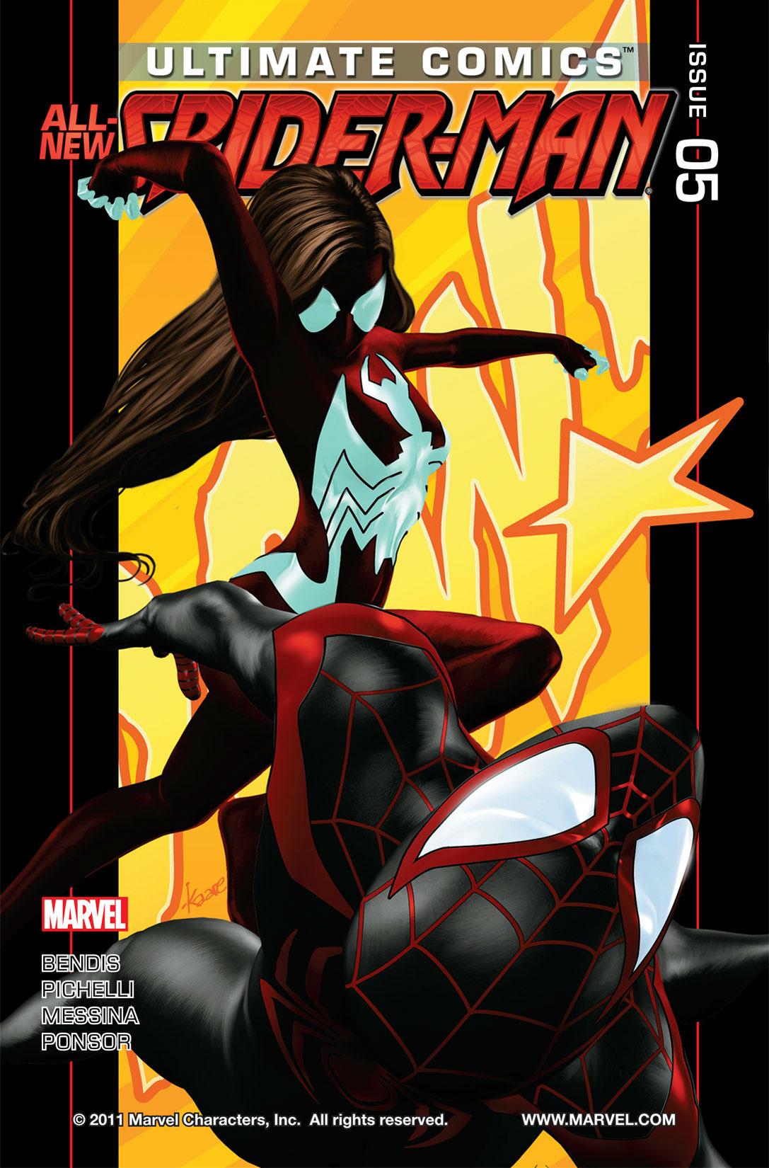 Ultimate Comics Spider-Man Vol 1 5