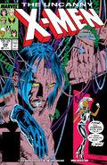 Uncanny X-Men Vol 1 220