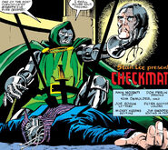 Victor von Doom (Earth-616) from Beauty and the Beast Vol 1 4 001