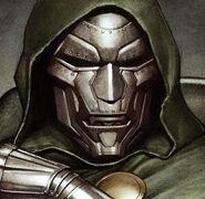 Victor von Doom (Earth-616) from Dark Reign The Cabal Vol 1 1 0002