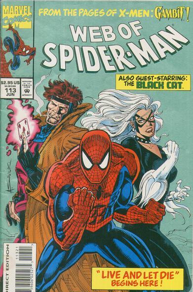 Web of Spider-Man Vol 1 113