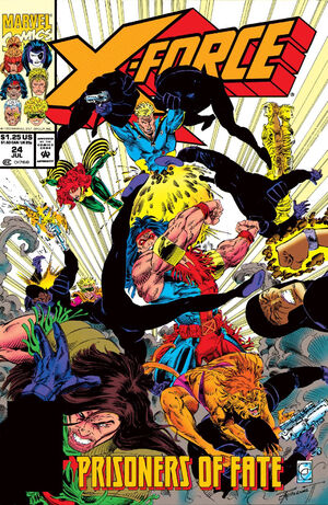 X-Force Vol 1 24