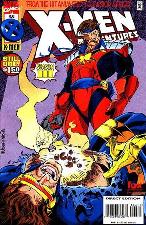 X-Men Adventures Vol 3 6