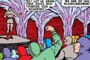 Abysmia from U.S.A. Comics Vol 1 1 0001