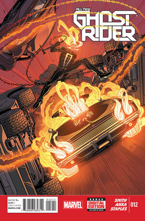 All-New Ghost Rider Vol 1 12