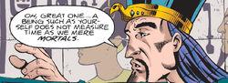 Amenhotep IV (Earth-616) from Incredible Hulk Vol 1 457 002