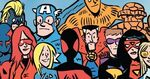 Avengers (Earth-Unknown) from Amazing Spider-Man Vol 3 1 001