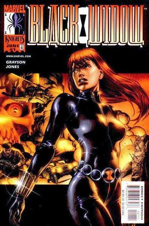 Black Widow Vol 1 1