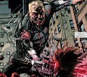 Bullseye (Lester) (Earth-12121) Daredevil End of Days Vol 1 1