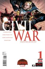 Civil War Vol 2 1