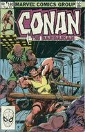Conan the Barbarian Vol 1 140