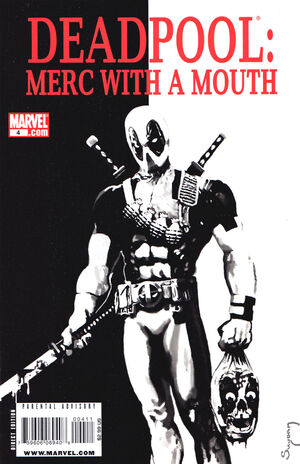 Deadpool Merc with a Mouth Vol 1 4