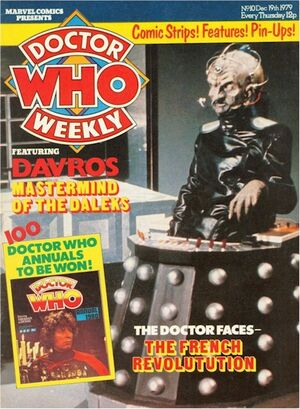 Doctor Who Weekly Vol 1 10