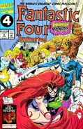 Fantastic Four Unlimited Vol 1 2