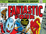 Fantastic Four Vol 1 150